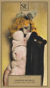 Storia dell'occhio - Georges Bataille - copertina