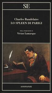 Lo spleen di Parigi - Charles Baudelaire - copertina