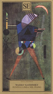 Punto e linea nel piano. Contributo all'analisi degli elementi pittorici - Vasilij Kandinskij - copertina