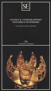 Induismo e buddhismo - Ananda K. Coomaraswamy - copertina