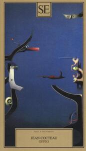 Oppio - Jean Cocteau - copertina