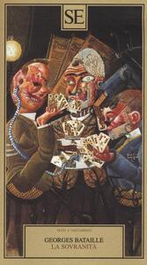 La sovranità - Georges Bataille - copertina