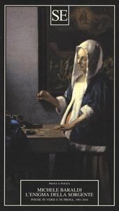 L' enigma della sorgente. Poesie in versi e in prosa 1981-2016 - Michele Baraldi - copertina