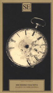 Diario di Hiroshima - Michihiko Hachiya - copertina