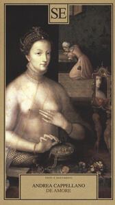De amore - Andrea Cappellano - copertina
