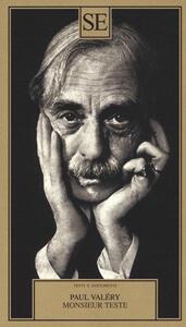 Monsieur Teste - Paul Valéry - copertina