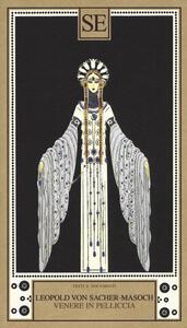 Venere in pelliccia - Leopold Sacher Masoch - copertina