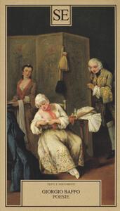 Poesie - Giorgio Baffo - copertina