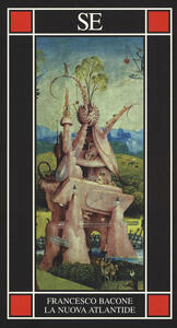 La nuova Atlantide - Francesco Bacone - copertina