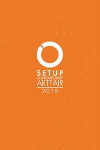 Setup contemporary Artfair (2016). Ediz. illustrata - copertina