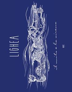 Lighea il mito e la sirena omaggio a Tomasi di Lampedusa - Alessandro La Motta,Giusy Sirena,Fulvia Toscano - copertina