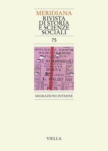 Meridiana (2012). Vol. 75 - - - ebook
