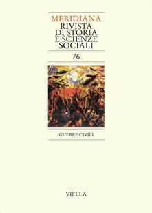 Meridiana (2013). Vol. 76 - - - ebook