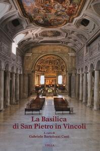 La basilica di San Pietro in Vincoli - copertina