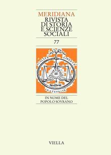 Meridiana (2013). Vol. 77 - - - ebook