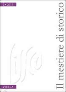 Il mestiere di storico (2013). Vol. 2 - copertina