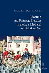 Adoption and fosterage practices in the late Medieval and Modern Age - copertina