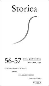 Storica (2013) vol. 56-57 - copertina