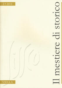 Il mestiere di storico (2014). Vol. 2 - copertina