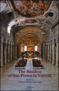 The Basilica of San Pietro in Vincoli - copertina
