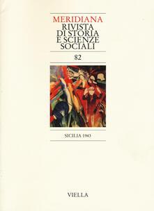 Steamcon.it Meridiana (2015). Vol. 82: Sicilia 1943. Image