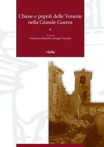 Chiese e popoli delle Venezie nella Grande Guerra - copertina