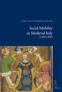 Social mobility in Medieval Italy (1100-1500) - copertina