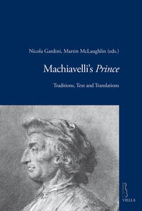 Machiavelli's Prince: traditions, text and translations