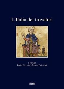 L' Italia dei trovatori - copertina