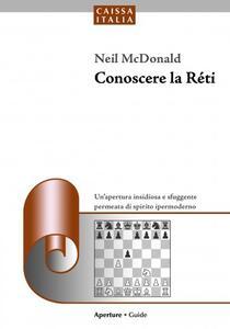 Conoscere la Réti - Neil McDonald - copertina