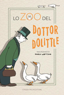 Tegliowinterrun.it Lo zoo del dottor Dolittle. Ediz. illustrata Image