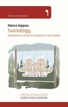 Antondemarirreguera.es Twinology. Letteratura e rock nei misteri di Twin Peaks Image