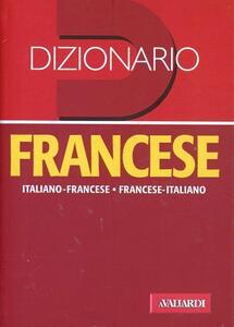 Dizionario francese. Italiano-francese, francese-italiano - copertina