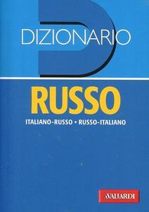 Dizionario russo. Italiano-russo, russo-italiano - copertina