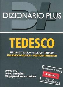 Dizionario tedesco. Italiano-tedesco, tedesco-italiano - copertina