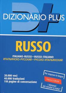 Voluntariadobaleares2014.es Dizionario russo. Italiano-russo, russo-italiano Image