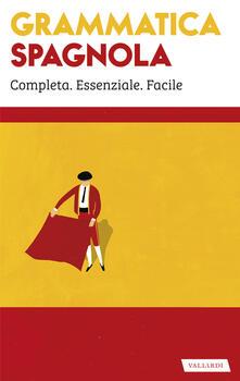 Grammatica spagnola - Elena Accorsi - ebook