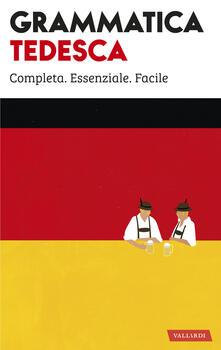 Grammatica tedesca - Erica Pichler - ebook