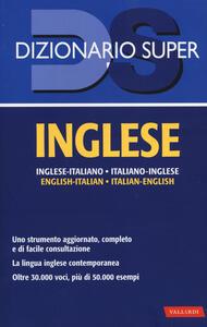 Dizionario inglese. Italiano-inglese, inglese-italiano - copertina