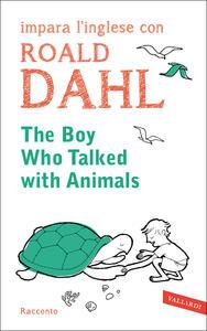 The boy who talked with animals - Roald Dahl - copertina