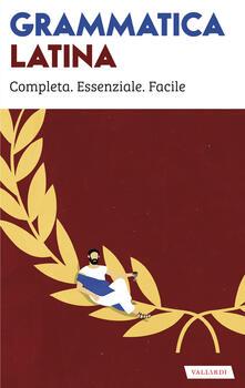 Grammatica latina - Francesco Terracina - ebook