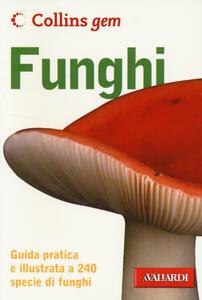 Funghi - Patrick Harding - copertina