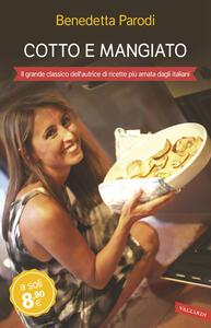 Cotto e mangiato - Benedetta Parodi - copertina