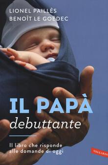 Radiosenisenews.it Il papà debuttante Image