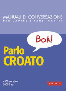Parlo croato - copertina