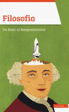 Fondazionesergioperlamusica.it Filosofia. Da Kant al Neopositivismo Image