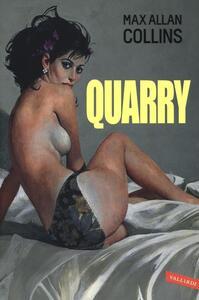 Quarry - Max Allan Collins - copertina
