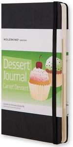 Cartoleria Taccuino Dessert Journal Moleskine Passions Moleskine 0