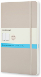 Cartoleria Taccuino Moleskine pocket puntinato copertina morbida Moleskine 0