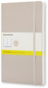Taccuino Moleskine pocket a pagine bianche copertina morbida